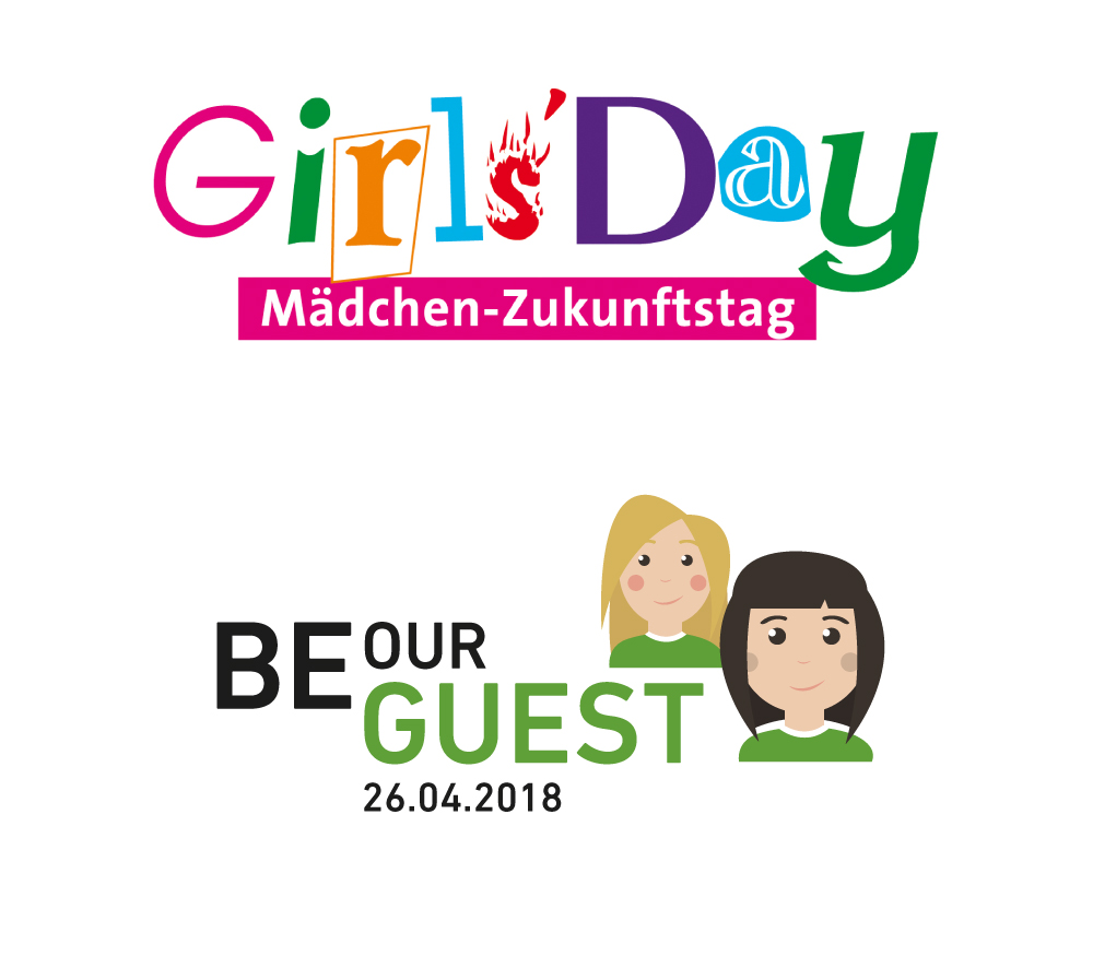 Girls'Day am 26.04.2018 bei der BIT IT